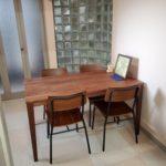 不動産の契約・工事の打ち合わせ・遺品整理の相談に活躍している部屋