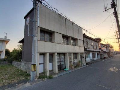 柳井市・東土手 柳井簡易裁判所前
