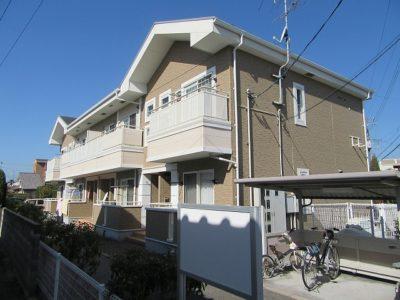 柳井市・古開作 賃貸アパート 1K