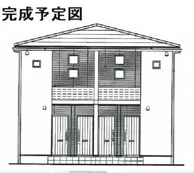 柳井市・中央2丁目 賃貸アパート 1K