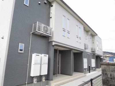 柳井市・新庄 賃貸アパート 2LDK