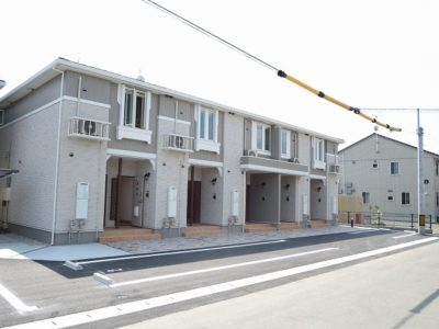 柳井市古開作 柳井学園高校近く 賃貸アパート 1K