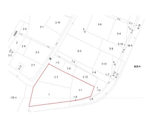 (地図)  - 田布施町(山口県)の不動産・遺品整理はジャスティスへ