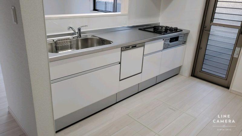 食器洗浄乾燥機付き(キッチン)  - 田布施町(山口県)の不動産・遺品整理はジャスティスへ